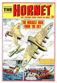 Cover Thumbnail for The Hornet (D.C. Thomson, 1963 series) #208
