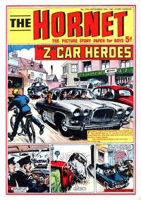 Cover Thumbnail for The Hornet (D.C. Thomson, 1963 series) #219