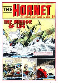 Cover Thumbnail for The Hornet (D.C. Thomson, 1963 series) #210