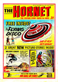 Cover Thumbnail for The Hornet (D.C. Thomson, 1963 series) #212