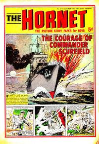 Cover Thumbnail for The Hornet (D.C. Thomson, 1963 series) #214