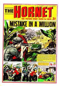 Cover Thumbnail for The Hornet (D.C. Thomson, 1963 series) #221