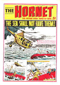 Cover Thumbnail for The Hornet (D.C. Thomson, 1963 series) #222