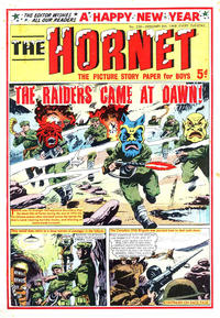 Cover Thumbnail for The Hornet (D.C. Thomson, 1963 series) #226