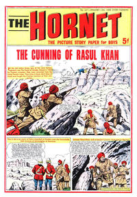 Cover Thumbnail for The Hornet (D.C. Thomson, 1963 series) #227