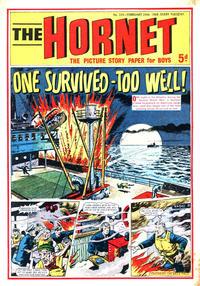 Cover Thumbnail for The Hornet (D.C. Thomson, 1963 series) #233