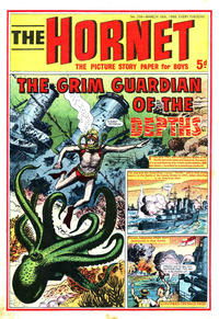 Cover Thumbnail for The Hornet (D.C. Thomson, 1963 series) #236