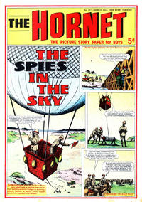 Cover Thumbnail for The Hornet (D.C. Thomson, 1963 series) #237