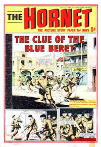 Cover Thumbnail for The Hornet (D.C. Thomson, 1963 series) #247