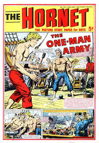 Cover Thumbnail for The Hornet (D.C. Thomson, 1963 series) #251