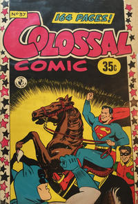 Cover Thumbnail for Colossal Comic (K. G. Murray, 1958 series) #37