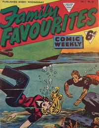 Cover Thumbnail for Family Favourites (L. Miller & Son, 1954 series) #26