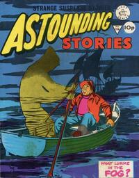 Cover Thumbnail for Astounding Stories (Alan Class, 1966 series) #116
