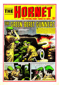 Cover Thumbnail for The Hornet (D.C. Thomson, 1963 series) #254