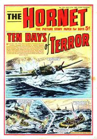 Cover Thumbnail for The Hornet (D.C. Thomson, 1963 series) #255
