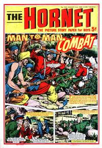 Cover Thumbnail for The Hornet (D.C. Thomson, 1963 series) #256