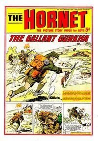 Cover Thumbnail for The Hornet (D.C. Thomson, 1963 series) #257