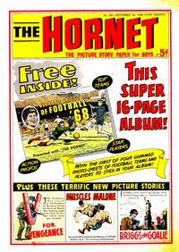 Cover Thumbnail for The Hornet (D.C. Thomson, 1963 series) #261