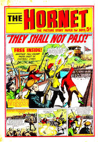Cover Thumbnail for The Hornet (D.C. Thomson, 1963 series) #262