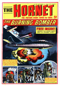 Cover Thumbnail for The Hornet (D.C. Thomson, 1963 series) #263