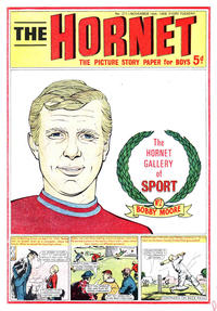 Cover Thumbnail for The Hornet (D.C. Thomson, 1963 series) #271