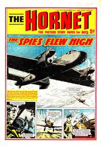 Cover Thumbnail for The Hornet (D.C. Thomson, 1963 series) #272