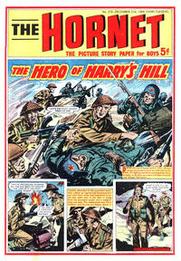 Cover Thumbnail for The Hornet (D.C. Thomson, 1963 series) #276