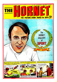 Cover Thumbnail for The Hornet (D.C. Thomson, 1963 series) #281