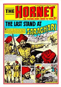 Cover Thumbnail for The Hornet (D.C. Thomson, 1963 series) #283