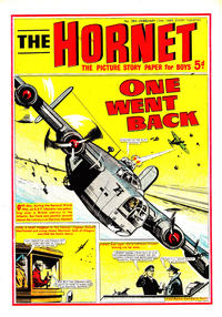 Cover Thumbnail for The Hornet (D.C. Thomson, 1963 series) #284