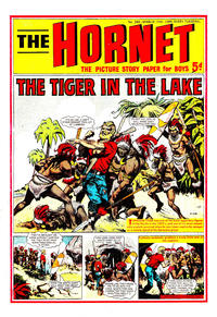 Cover Thumbnail for The Hornet (D.C. Thomson, 1963 series) #288