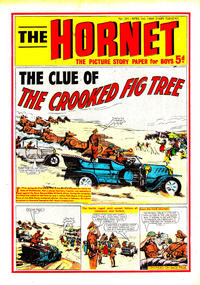 Cover Thumbnail for The Hornet (D.C. Thomson, 1963 series) #291
