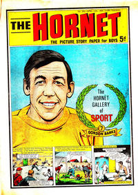 Cover Thumbnail for The Hornet (D.C. Thomson, 1963 series) #292