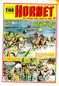 Cover Thumbnail for The Hornet (D.C. Thomson, 1963 series) #296