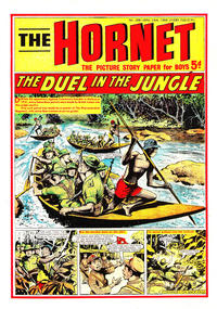Cover Thumbnail for The Hornet (D.C. Thomson, 1963 series) #298