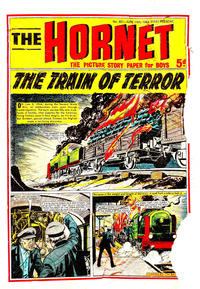 Cover Thumbnail for The Hornet (D.C. Thomson, 1963 series) #301