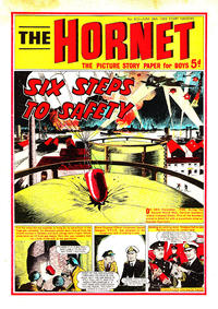 Cover Thumbnail for The Hornet (D.C. Thomson, 1963 series) #303