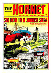 Cover Thumbnail for The Hornet (D.C. Thomson, 1963 series) #310