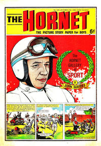 Cover Thumbnail for The Hornet (D.C. Thomson, 1963 series) #320