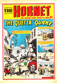Cover Thumbnail for The Hornet (D.C. Thomson, 1963 series) #322