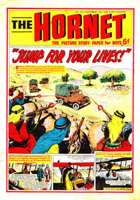 Cover Thumbnail for The Hornet (D.C. Thomson, 1963 series) #323