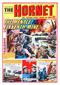 Cover Thumbnail for The Hornet (D.C. Thomson, 1963 series) #325