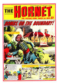 Cover Thumbnail for The Hornet (D.C. Thomson, 1963 series) #324
