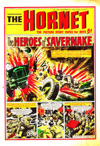 Cover Thumbnail for The Hornet (D.C. Thomson, 1963 series) #326