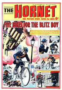 Cover Thumbnail for The Hornet (D.C. Thomson, 1963 series) #328