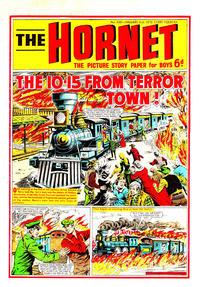 Cover Thumbnail for The Hornet (D.C. Thomson, 1963 series) #330