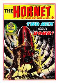 Cover Thumbnail for The Hornet (D.C. Thomson, 1963 series) #338
