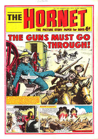 Cover Thumbnail for The Hornet (D.C. Thomson, 1963 series) #342
