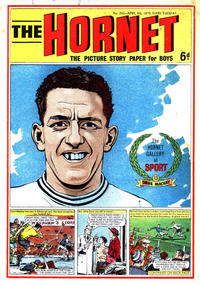 Cover Thumbnail for The Hornet (D.C. Thomson, 1963 series) #343
