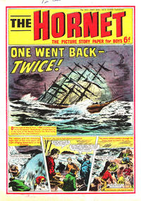 Cover Thumbnail for The Hornet (D.C. Thomson, 1963 series) #351
